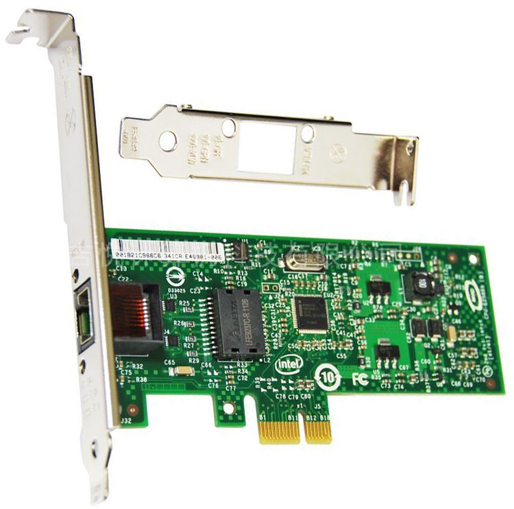 Intel网卡 EXPI 9301CT千兆PCI-E网卡/82574L