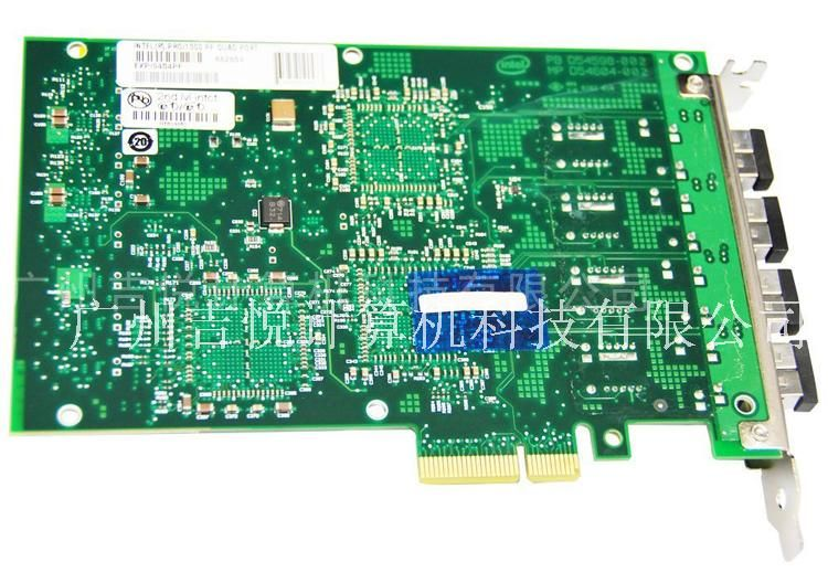 Intel网卡EXPI9404PF/PCI-E千兆光纤多模/服务器