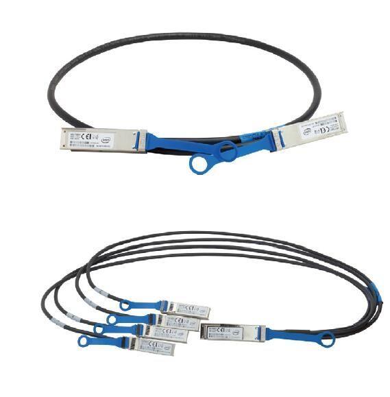 英特尔® 以太网 QSFP+ 分支电缆40GB分4个10GB