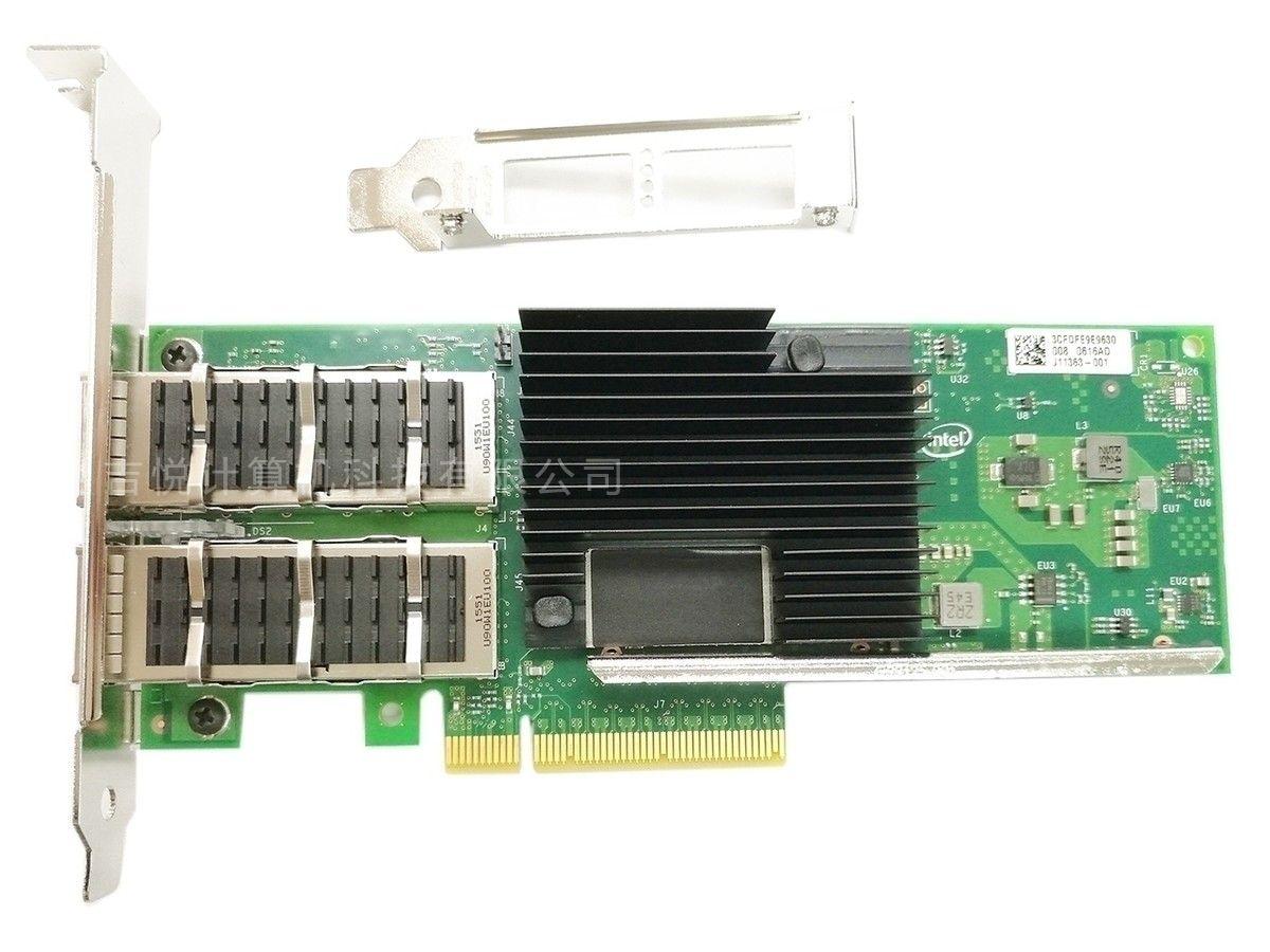 英特尔(Intel)XL710QDA2网卡40G万兆服务器适配器